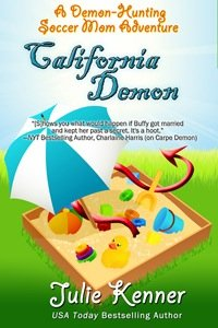 CALIFORNIA DEMON, Carpe Demon Book 2 re-release plus bonus content!
