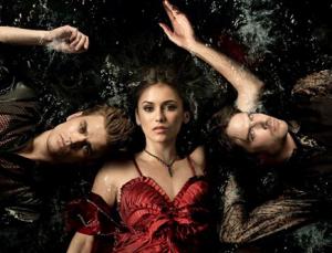 Vampire Diaries publicity photo