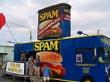 Spam on the go!