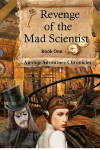 Revenge of the Mad Scientist Cover