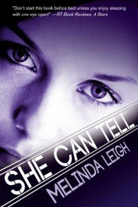 She Can Tell (cover image) by Melinda Leigh