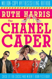 The Chanel Caper Cover
