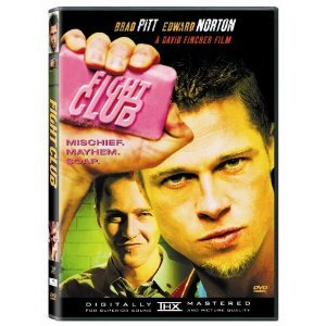 Fight Club Blu-ray Norton Pitt