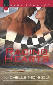 Racing Hearts Michelle Monkou