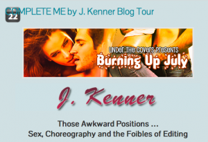 Under the Covers Book Blog Hosts J. Kenner and the Stark Trilogy