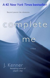 Complete Me by J. Kenner on New York Times